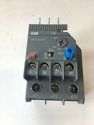 ABB  Thermal Overload Relay TF16-10