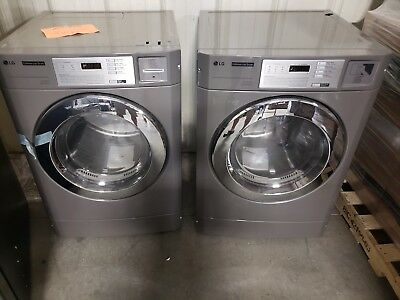 LG electric Commercial dryer