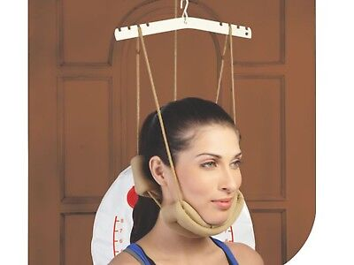 Flamingo-Cervical Traction Kit For Reduces Pain Associated With Cervical