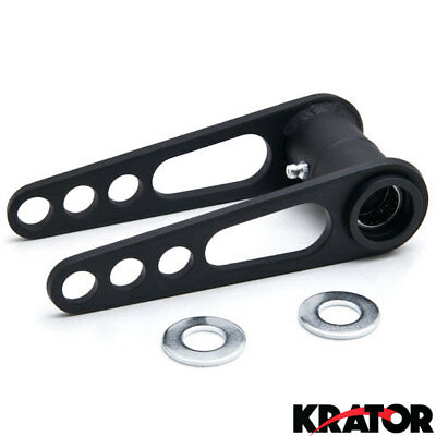 "NEW ATV Rear End Lowering Kit Adjustable 1"" to 3.5"" for Kawasaki KFX400 KFX450R"