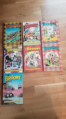 Broons books