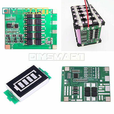 12/25/30A 3S 12V PCB BMS Protection Board For 18650 Lithium Battery AU