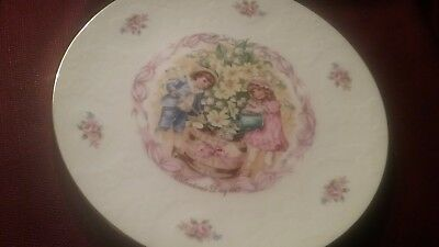Royal doulton  valentine day 1985 plate