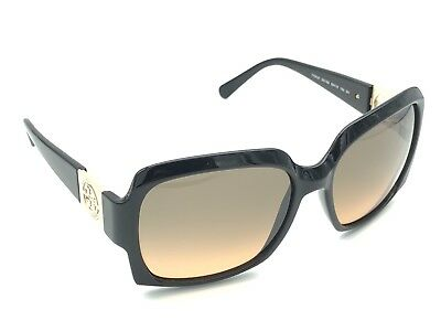 Tory Burch 9027 501/95 Womens Black Gold Designer Butterfly Sunglasses 59-16 130
