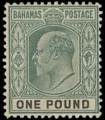 Bahamas Scott 43 Gibbons 70 Mint Stamp