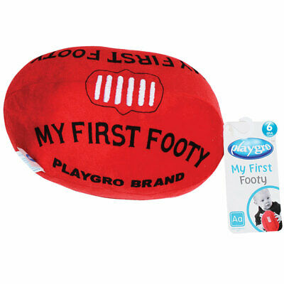 Playgro Sports Footy Ball