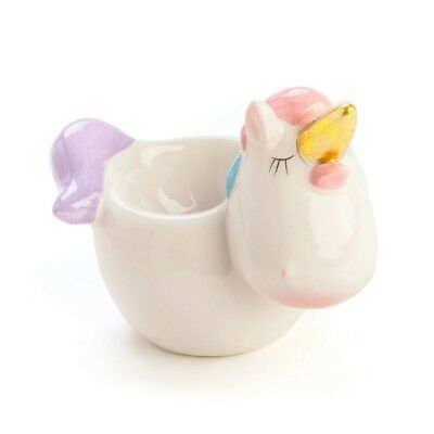 Rainbow Unicorn Egg Cup