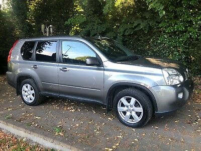2008 Nissan X-Trail Aventura - Faulty Spares Repairs - Starts but no drive??