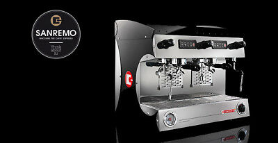 Espresso Machine: San Remo Amalfi 2 group, fully rebuilt and serviced
