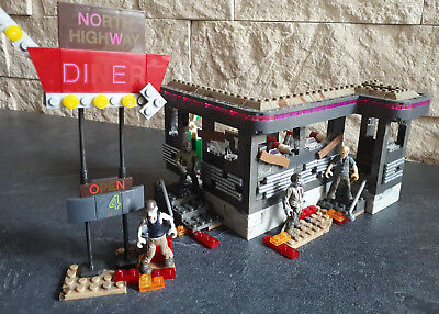 Mega Bloks - Call of Duty - CNG84 - Zombies Tranzit Diner