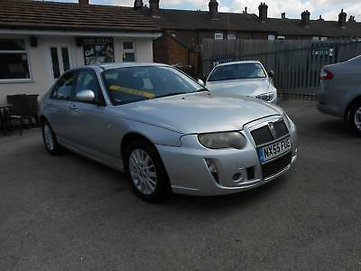 2005 55 Rover 75 2.0 CDTi Contemporary 4dr,AUTOMATIC,DIESEL,SERVICE HISTORY