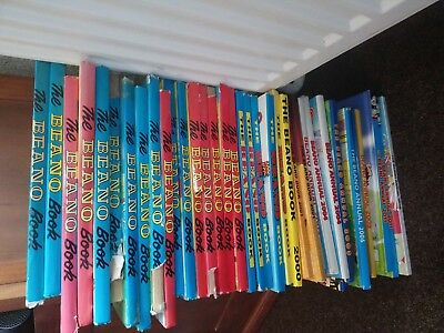 Beano Annual Collection Job Lot 34 annuals