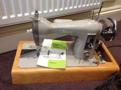 Vintage Brother Precision Sewing Machine Working Order