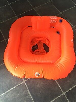 Mothercare Swim Seat weight up to15kg/age up to 2 years.
