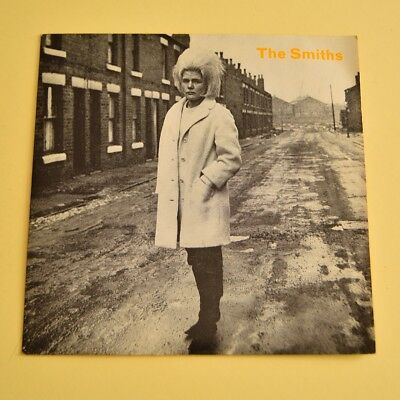 "THE SMITHS Heaven Knows I'm Miserable Now  7"" SINGLE UK ROUGHT TRADE 1984 EX!"