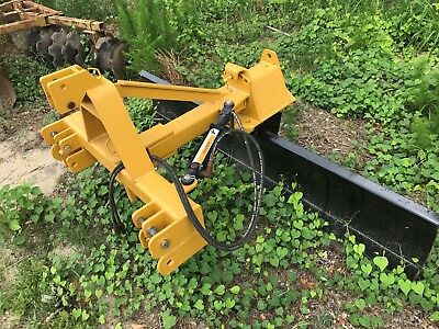 3pt 8' Extreme Duty Hyd. angle grader blade