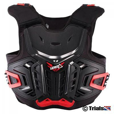 Leatt 4.5 Chest and Back Protector - Junior/Youth/Kids - MX/Offroad/Trials