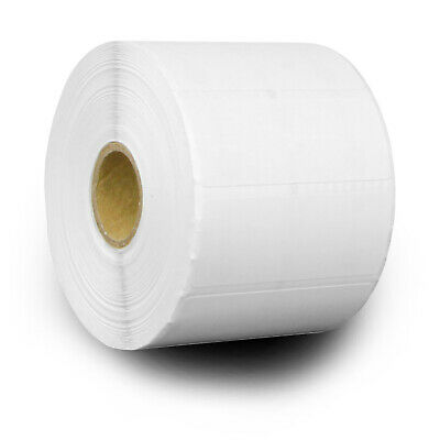 """Zebra Compatible Direct Thermal Print Shipping Address Labels (2.5""""x1"""", 6 Rolls)"""