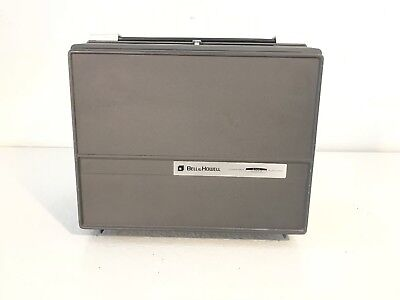Vintage Bell & Howell Autoload 357B Super 8MM Film Projector Auto (1M)