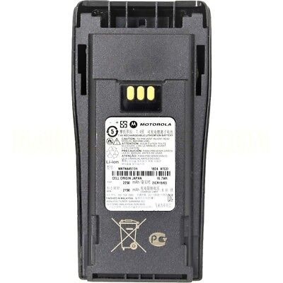(1) OEM Motorola NNTN4497DR 2250 mAh Li-Ion Replaces NNTN4497CR 1-Year Warranty