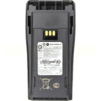 (6) OEM Motorola NNTN4497DR 2250 mAh Li-Ion Replaces NNTN4497CR 1-Year Warranty