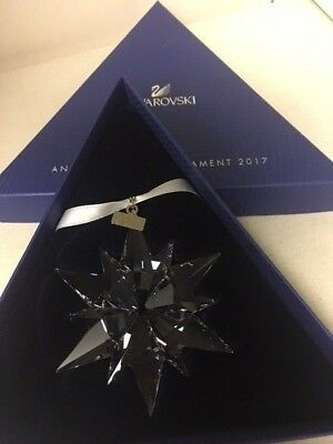 Swarovski Crystal Annual Ornament 2017