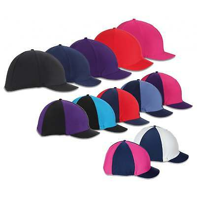 Shires Hat Cover - Riding Hat Silk