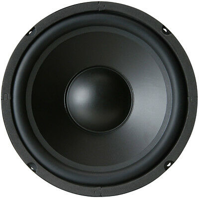 "NEW 10"" 10-inch, 8-ohm Woofer Poly Cone Rubber Surround Speaker Low Bass Driver"