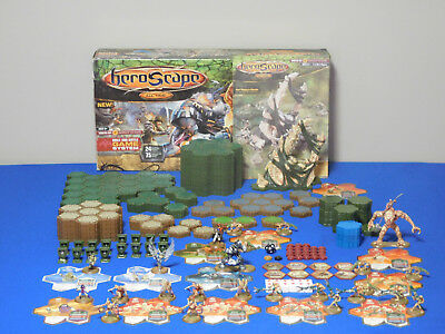 Heroscape - Swarm of the Marro Master Set 2 99% Complete