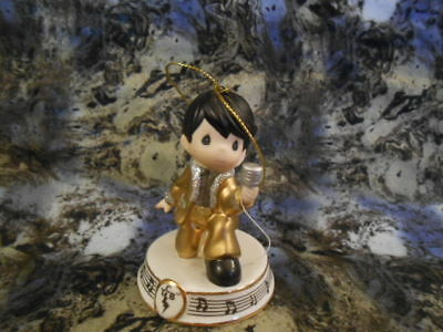 "Elvis Presley Precious Moments Ornament  "" I Need Your Love Tonight"" - 2014-"