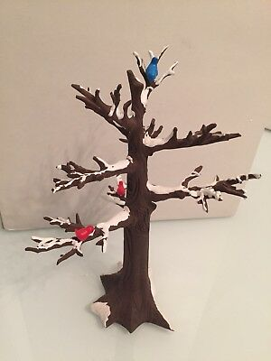 Dept. 56 Collectable / Tree With Red Bird