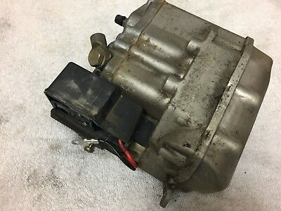 BMW R1150GS w/ABS R1150 GS ABS Brake Pressure Modulator Hydro Pump