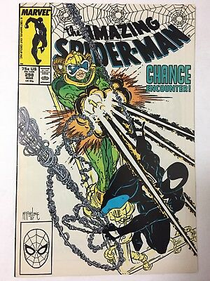 AMAZING SPIDER-MAN #298 McFarlane MARVEL (1988) First Eddie Brock VENOM VF+