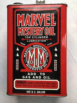 Marvel Mystery Oil Can  Vintage