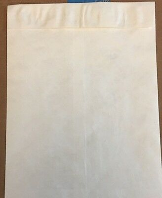 9 x 12 Tyvek Envelopes - 14lb. 100/lot Peel And Stick. Buy 4 Get 1 Free .