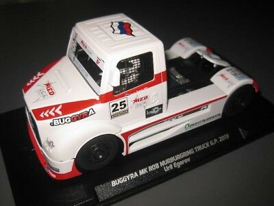 """Fly """"Red Ice Team"""" Buggyra Mk08R - Nurburgring Truck Gp 2013 - Limited Edition"""