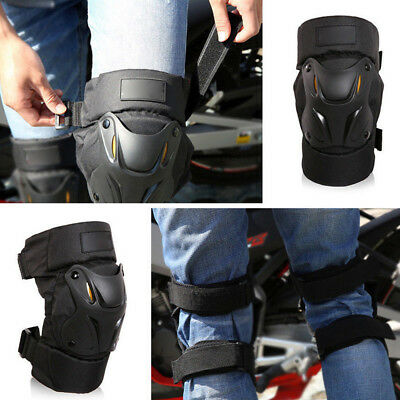 Sport Motorcycle Offroad Racing Knee Guard Protective Brace Pad Protector Adjust