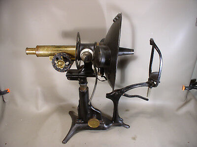 antique F.A. Hardy Co. Ophthalmometer