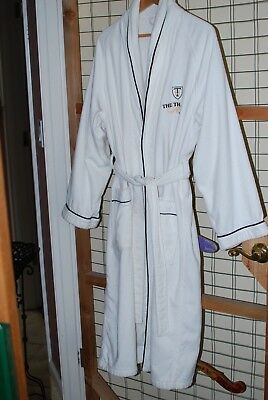 Hotel Monogrammed Robe - The Thayer at West Point = Size XL