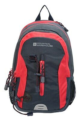 Mountain Warehouse Merlin Rucksack with Pockets & AirMesh Back 12 L