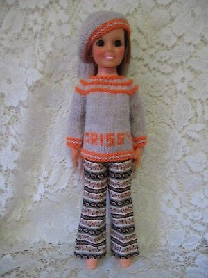 Ideal Crissy/Chrissy   NAMED OUTFIT for Crissy