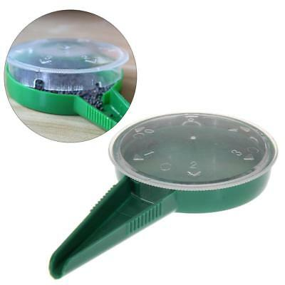 Garden Plant Dispenser Sower Planter Seed Disseminator Seeder Gardening Tool New
