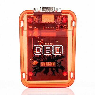 Chip Tuning Box OBD 2 Smart City ForTwo ForFour Roadster Crossblade Petrol