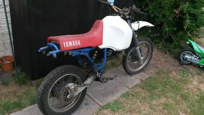 1989 Yamaha XT 600 with v5 project spares repaires