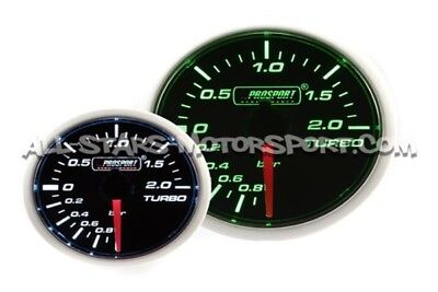 Manometre de pression de turbo electronique Prosport 52mm electronic boost gauge