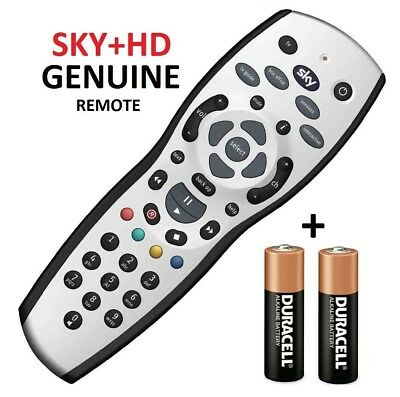 NEW SKY + PLUS HD REV 9f  REMOTE CONTROL GENUINE REPLACEMENT HQ UK