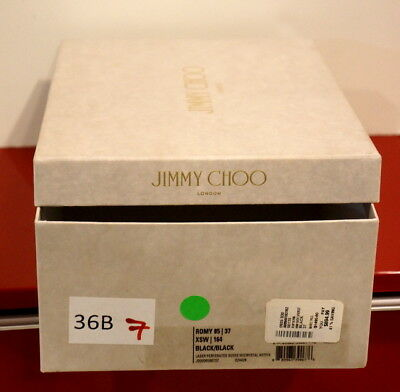 Jimmy Choo Empty Shoe L Box for PUMP Wedge Platform Sandals Boots 100% Authentic