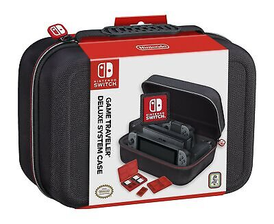 RDS Industries Nintendo Switch System Carrying Case – Protective Deluxe Trave...