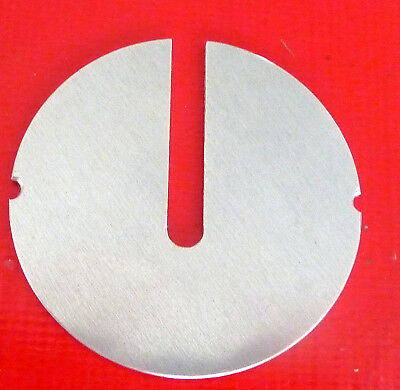 """New 14"""" Band Saw Table Insert, Delta, Rockwell Jet, Milwaukee best made USA"""