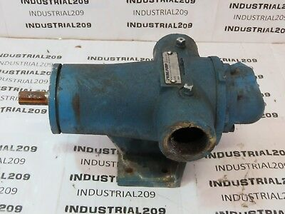 VIKING HJ4195 1-1/2'' PUMP w RELIEF VALVE  USED